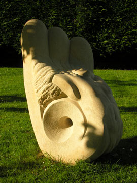 Rosie Musgrave - Stone Carver